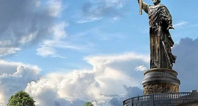 В Москве отказались от установки памятника князю Владимиру на Воробьевых горах
