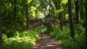 В Нескучном саду отреставрируют мостик и беседку
