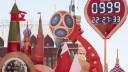 В столице сломались часы обратного отсчета до ЧМ-2018