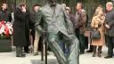 В Москве открыли монумент архитектору Ле Корбюзье