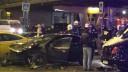 Семь машин столкнулись на Крымском мосту