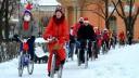 Первый зимний велопарад стартует в январе следующего года