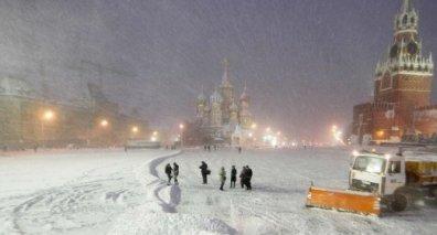 9 января столицу ожидает сильнейший снегопад