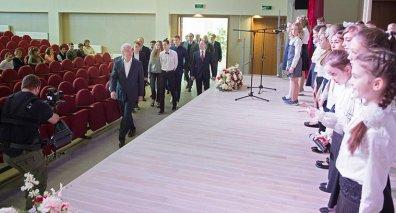 В общеобразовательной школе № 709 открыт новый корпус